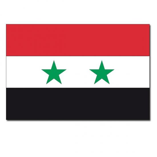 Syrische vlaggen