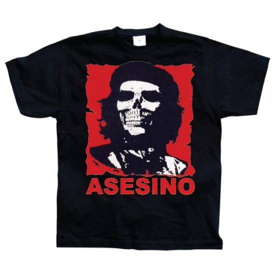 Image of T-shirt Asesino voor heren