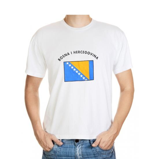 T-shirt Bosnia and Herzegovina
