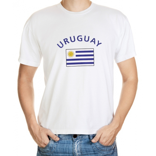 T-shirt Uruguay