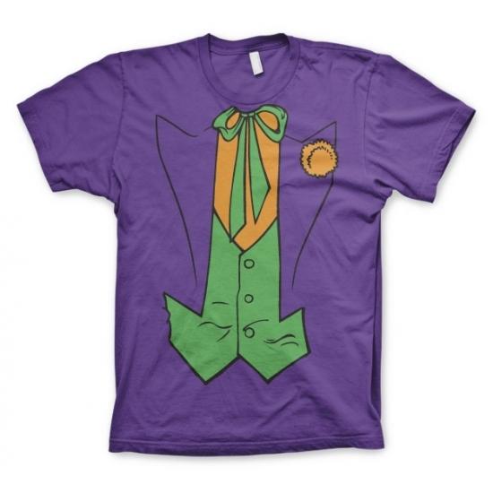 Image of The Joker t-shirt korte mouwen