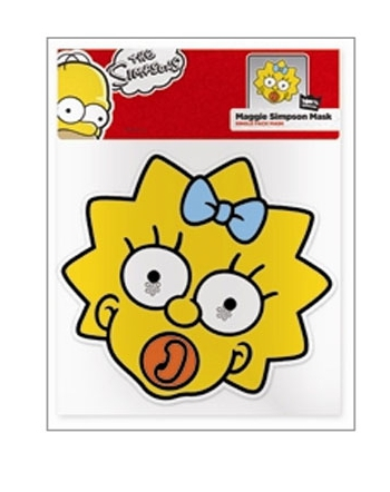 Image of The Simpsons accessoires Maggie