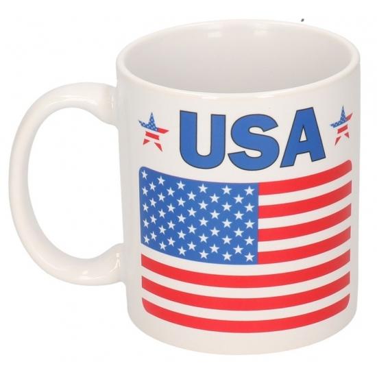 Image of Theemok vlag Amerika