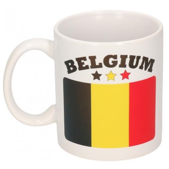 Image of Theemok vlag Belgie