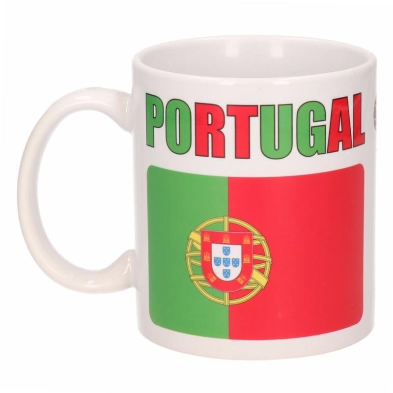 Image of Theemok vlag Portugal