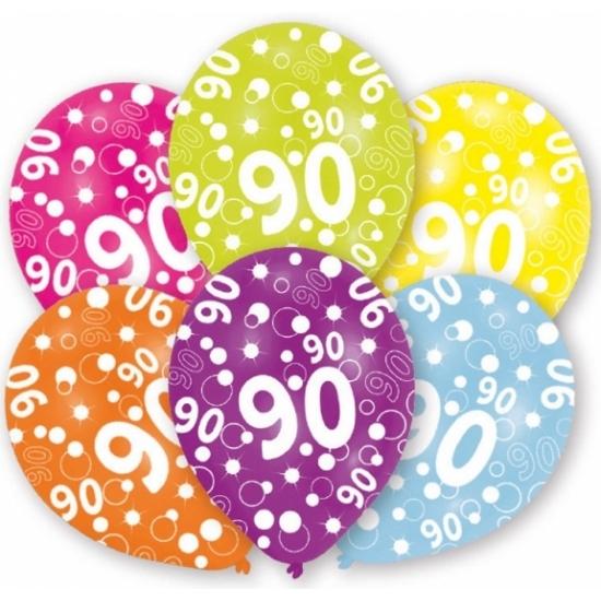 Image of Thema 90 jaar ballonnen