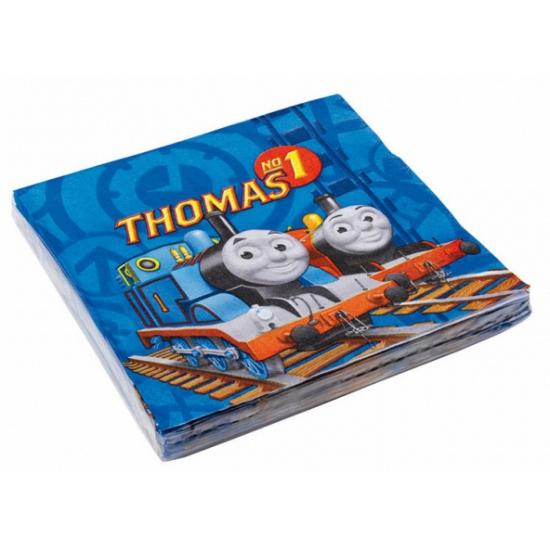 Image of Thomas de Treins servetjes 20 stuks