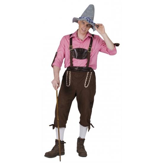Tirol kostuum voor heren