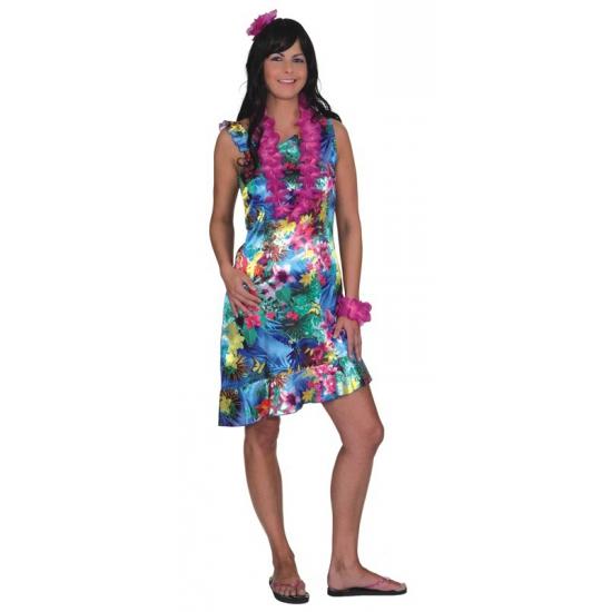 Tropische Hawaii jurkjes