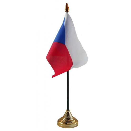 Tsjechische tafelvlaggetjes