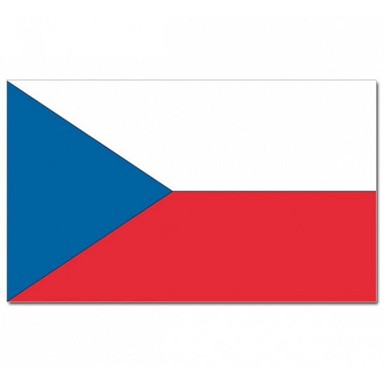 Tsjechische vlaggen
