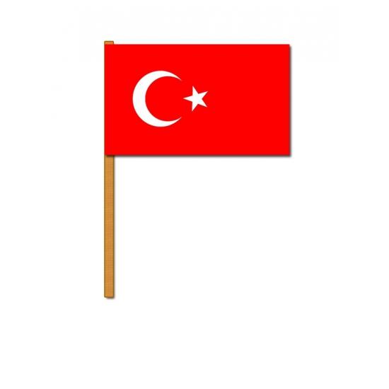 Image of Turks zwaaivlaggetje