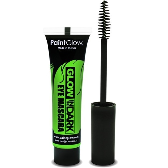 Image of UV haarmascara groen