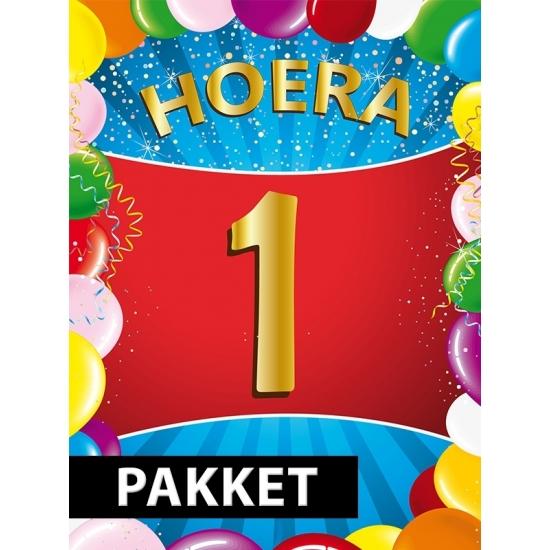 Image of Verjaardag 1 jaar pakket