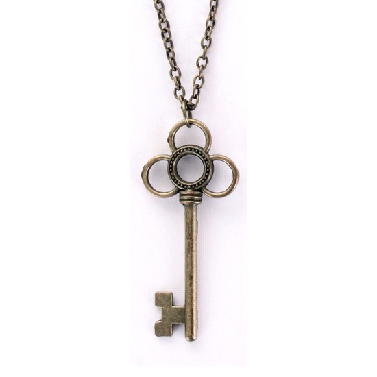 Image of Verkleed ketting met sleutel type 1