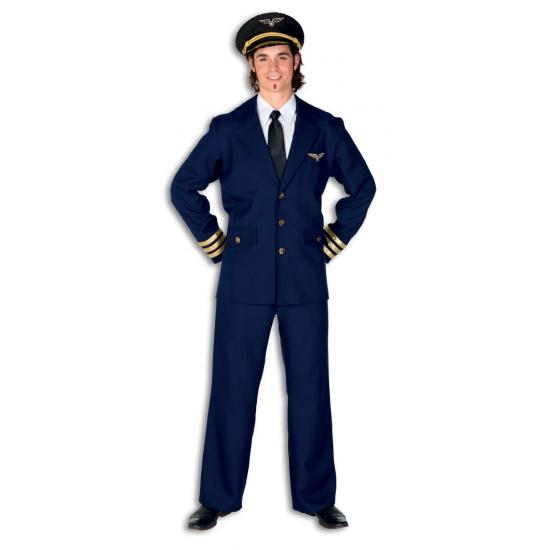 Image of Verkleed kostuum piloten