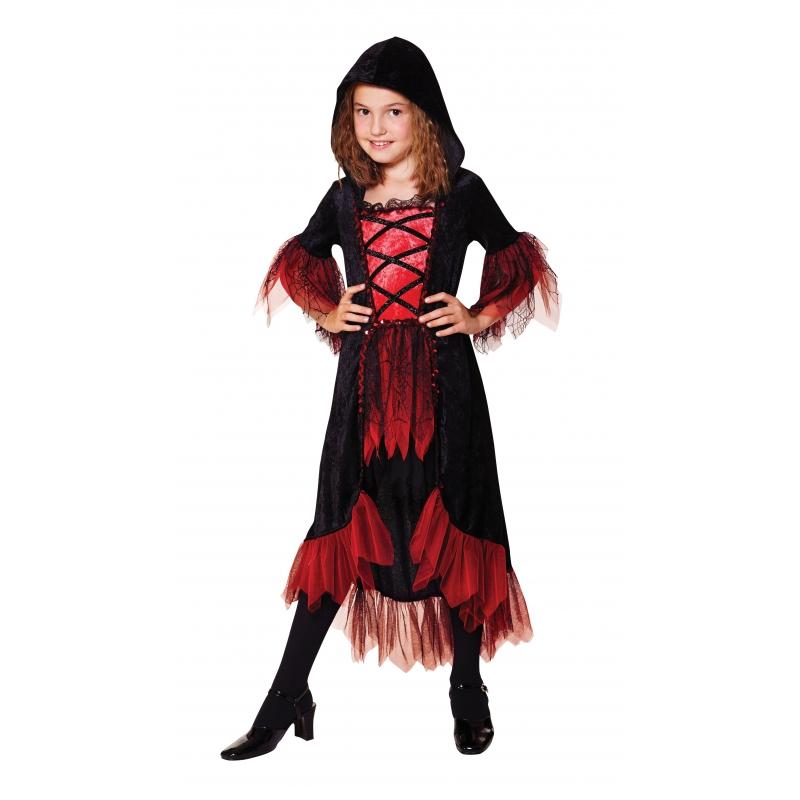 Verkleed vampiers kostuum Bella voor meisjes