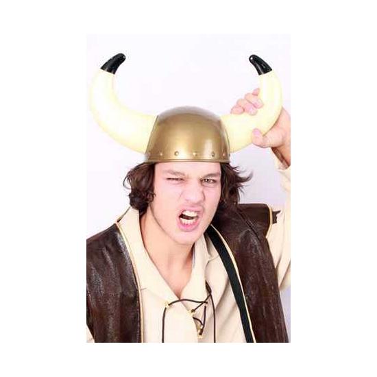 Image of Viking helm goud
