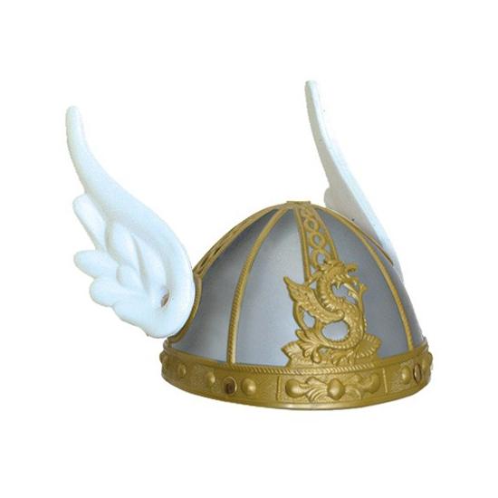 Image of Viking Helm met vleugels
