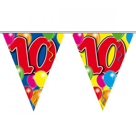 Image of Vlaggenlijn 10 meter 10 jaar