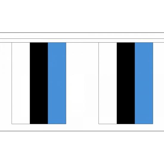 Vlaggenlijn Estland deluxe