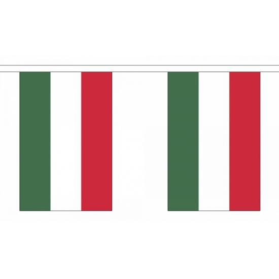 Vlaggenlijn Hongarije 9 meter