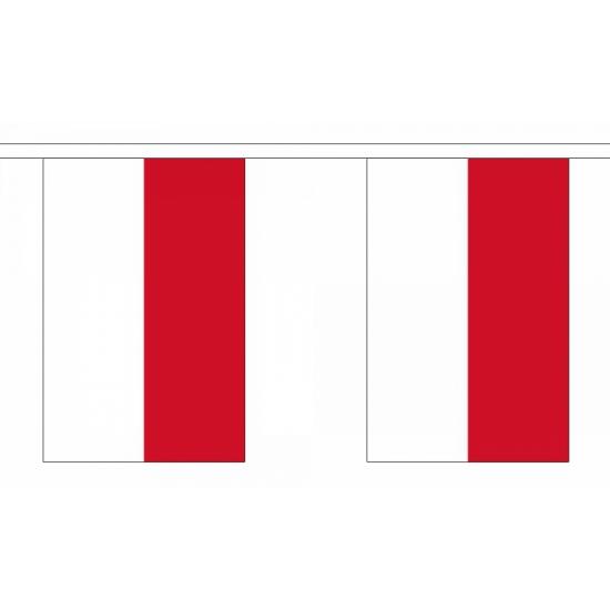 Vlaggenlijn indonesie 9 m