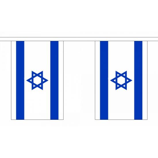 Vlaggenlijn Israel luxe