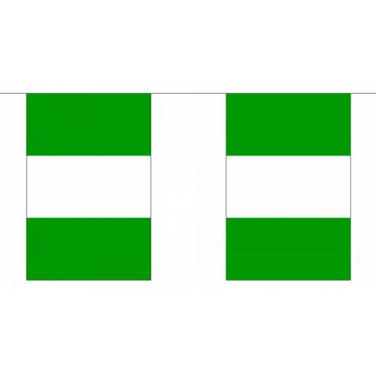 Vlaggenlijn Nigeria