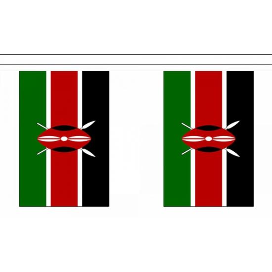 Vlaggenlijnen kenia