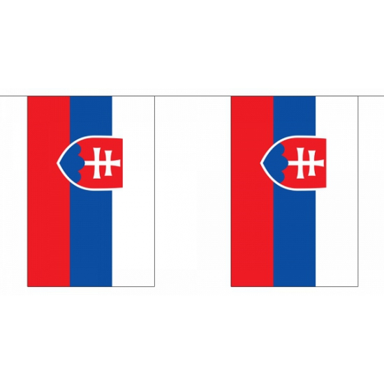 Vlaggenlijnnen van Slowakije