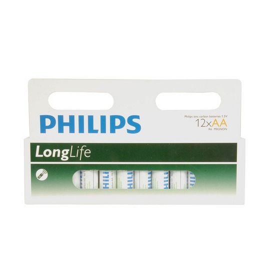 Image of Voordeelprijs AA batterijen 12 stuks