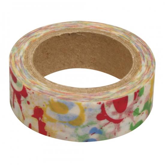 Image of Washi tape cijfers