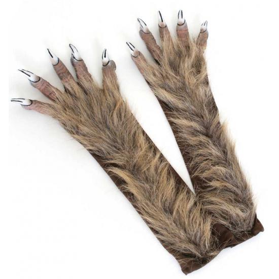 Image of Weerwolf klauwen handschoenen