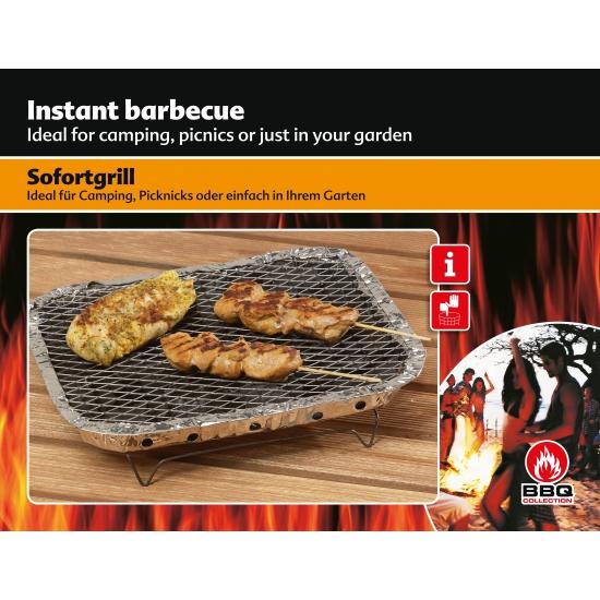 Image of Wegwerp barbecue