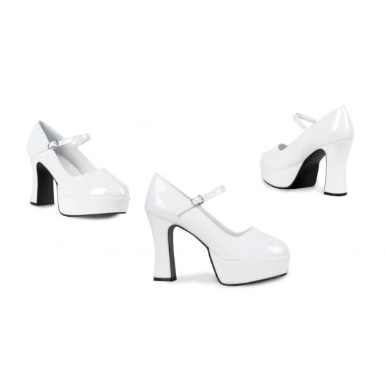 Image of Witte hakken voor dames