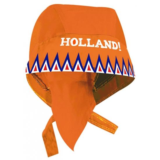 WK bandana Holland oranje