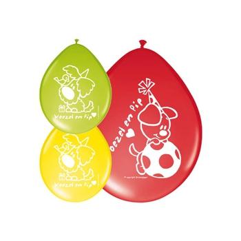 Image of Woezel en Pip feest ballonnen