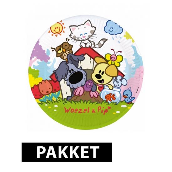 Image of Woezel en Pip feestje pakket