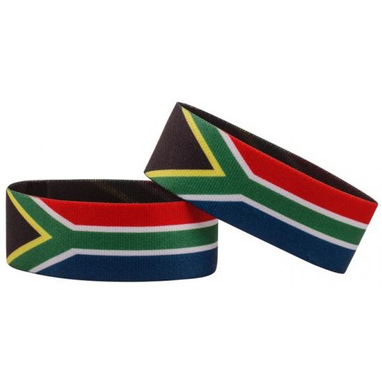 Zuid Afrika sport polsbandje