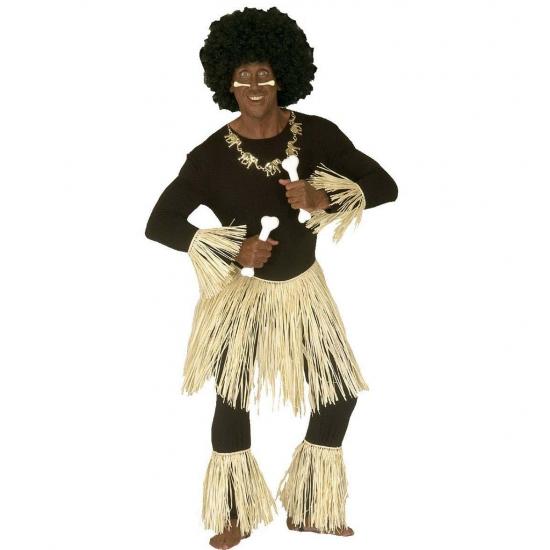 Image of Zulu krijger verkleed setje