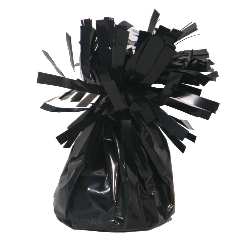 Image of Zwart ballon gewicht 170 gram