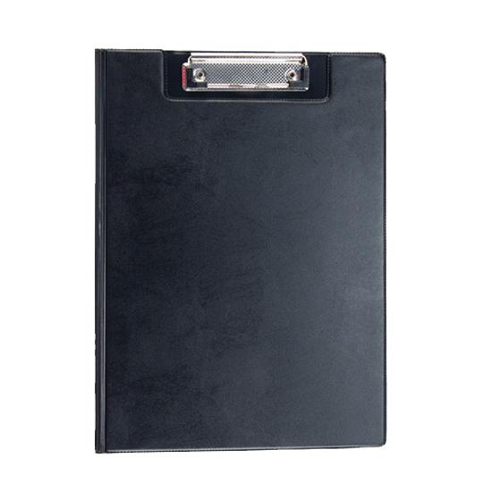 Image of Zwart clipboard A4 formaat