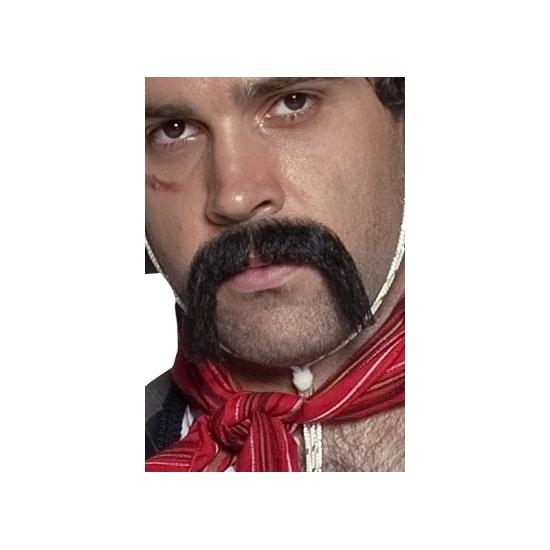 Image of Zwart snor Mexicaans