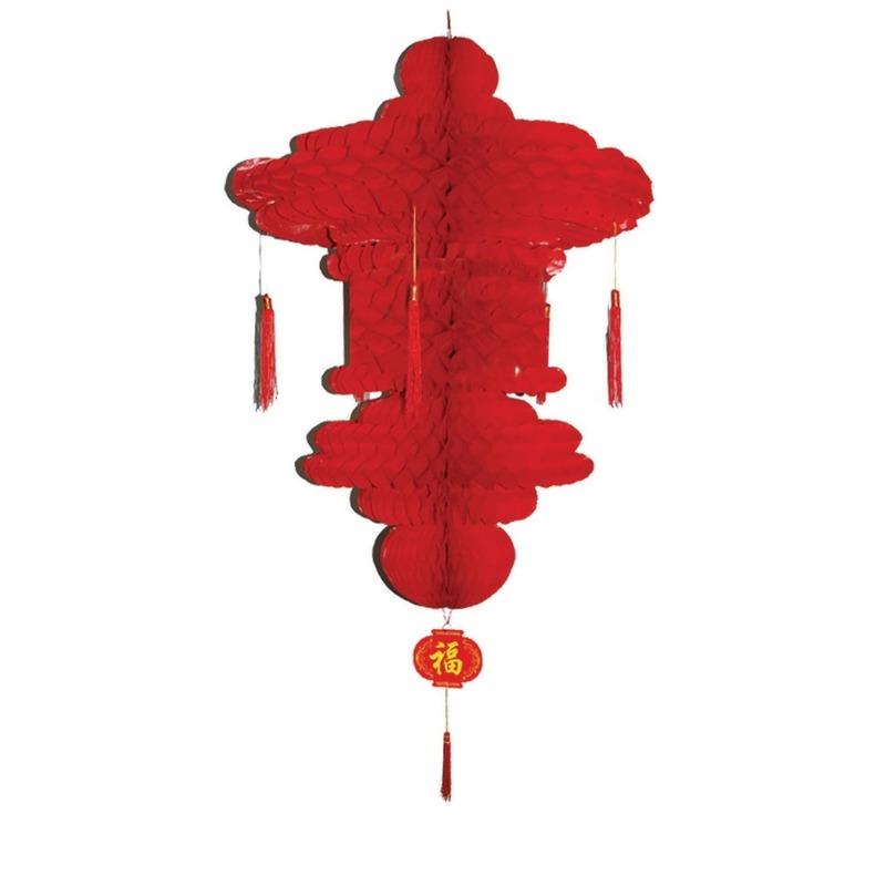 Chinees nieuwjaar Chinese decoratie