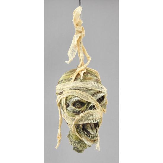 Hangend mummie hoofd