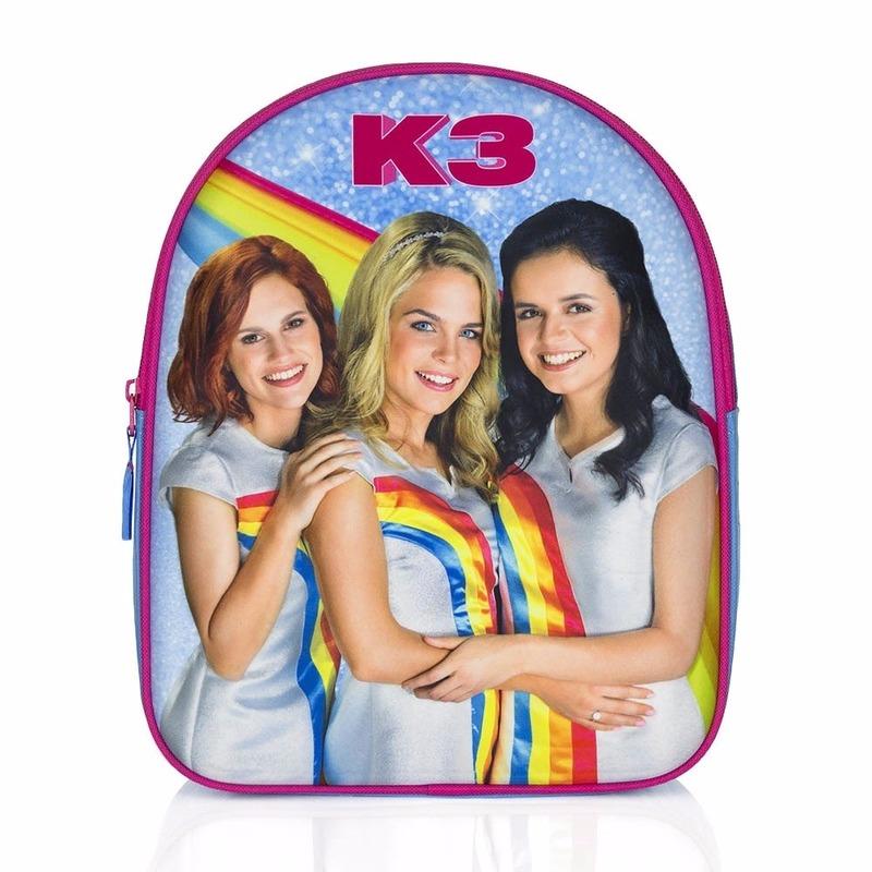 Foto van K3 3D rugtas 31 cm