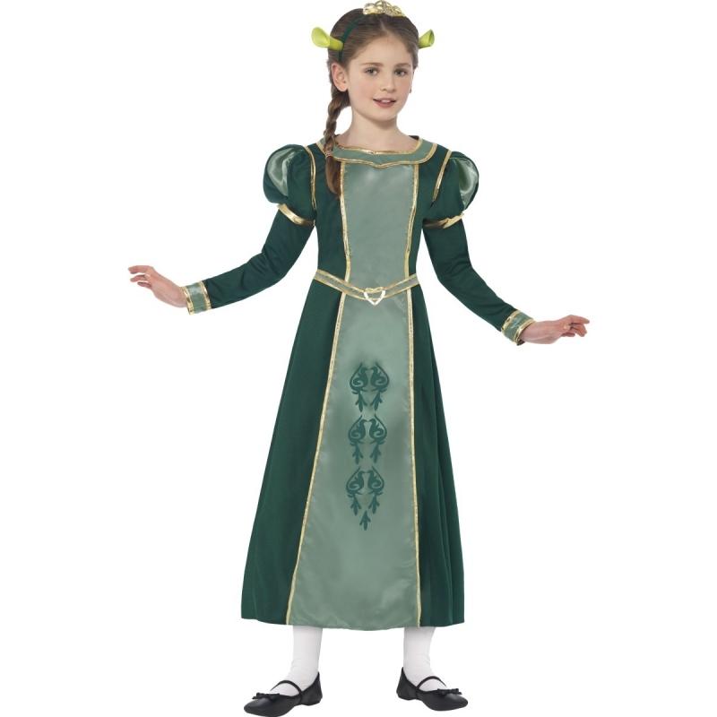 Prinses Fiona outfit voor meisjes