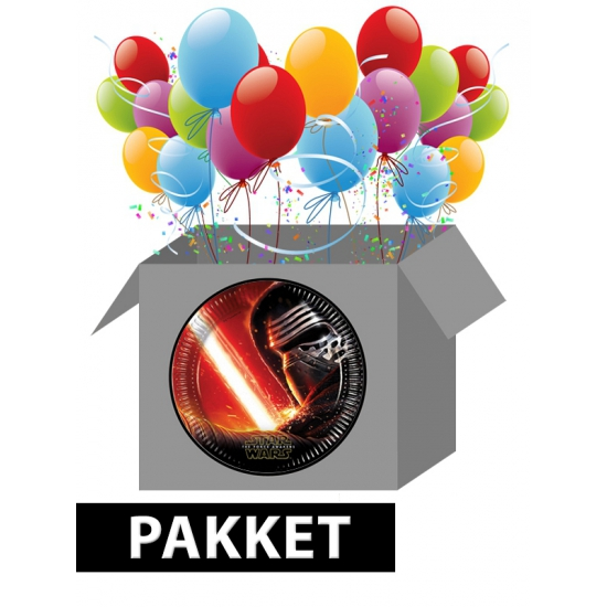 Star Wars party pakket