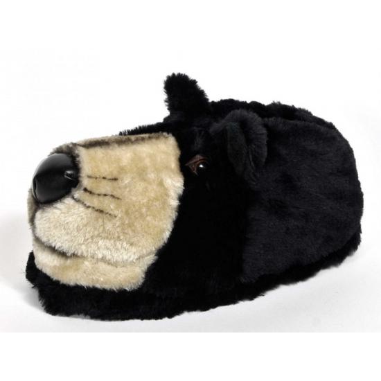 Pantoufles Animaux D'ours Noir 6z9wdxfV